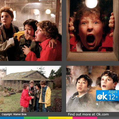 The #Goonies - Once a classic, always a classic. #movies #films #kids #halloween