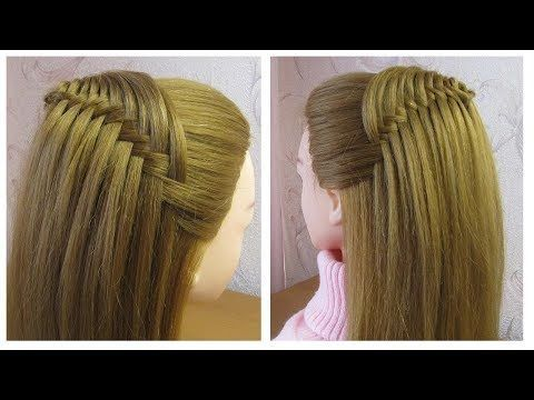 Tuto coiffure simple rapide et belle 🔸 New Quick Easy and Beautiful hairstyle Tuto coiffure simple rapide et belle 🔸 New Quick Easy and Beautiful hairstyle... -