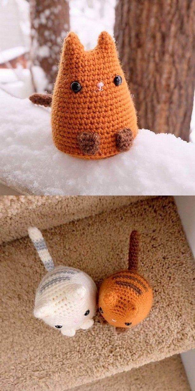 Ravelry: Dumpling Kitty pattern by Sarah Sloyer | 1228x614