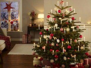 12 Skandináv karácsonyfa
