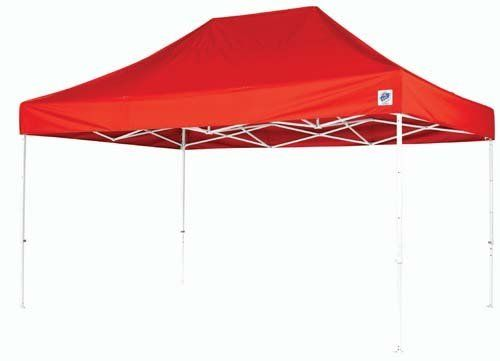 10 X 15 Eclipse Ii Shelter W O Sidewalls Alum 1395 15 E Z Up S Superior Field Shelter Is Ideal For Track And Cross Country Meets Soccer Games Field D