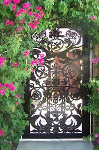 Italian Metal Art Designer Gate