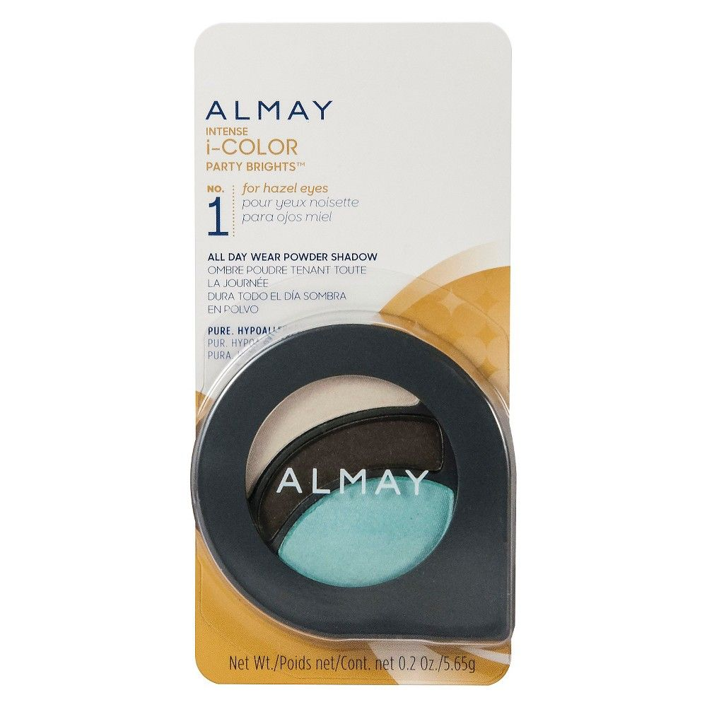 almay intense i-color eyeshadow - party brights for hazel