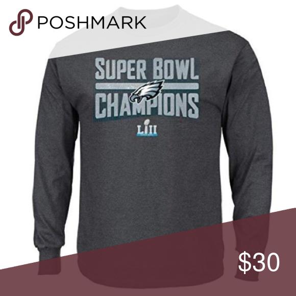 bb205202264 Philadelphia Eagles 2018 Super Bowl Champion Shirt Brand New Philadelphia  Eagles 2018 Super Bowl Champions Sudden