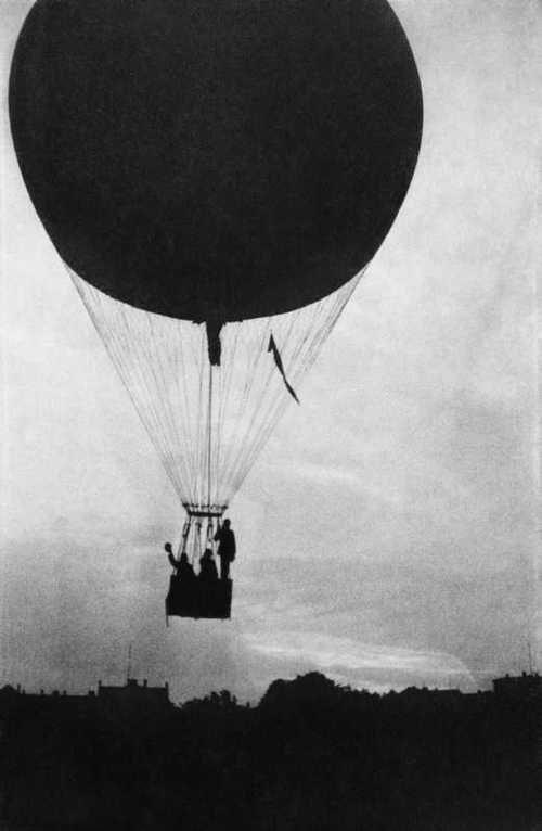 luftballong oslo