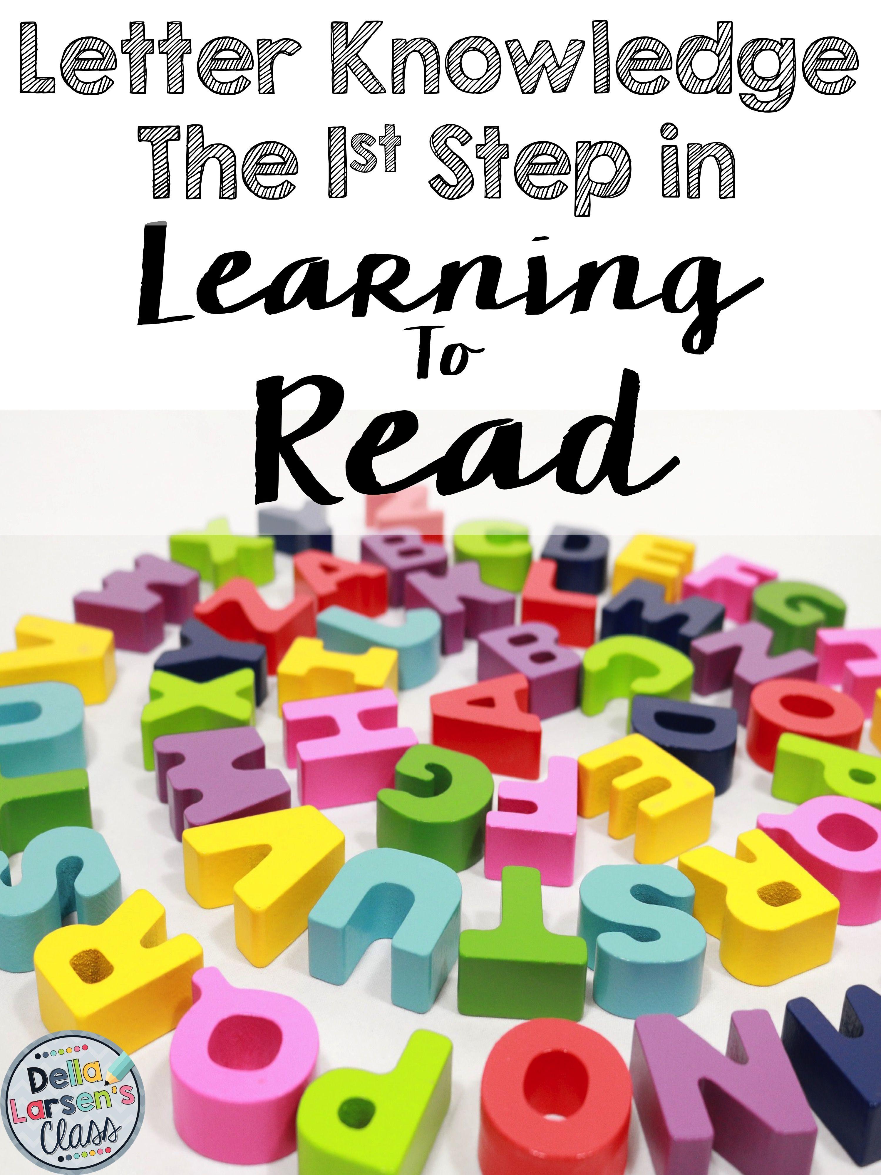 How Do I Teach Reading Teaching Reading In Kindergarten