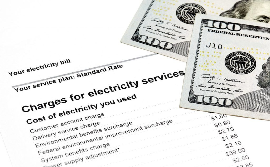 Aps Electric Bill Energy Management Electricity Energy Saving Solutions