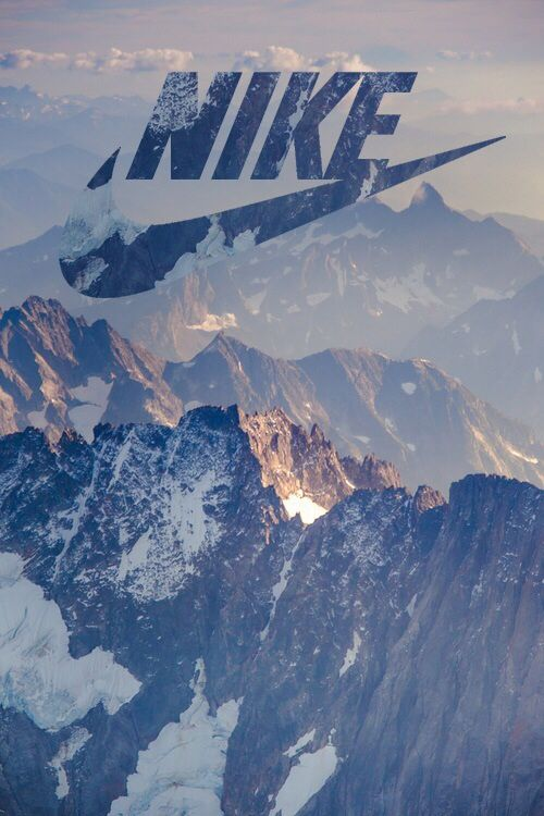 Nike Wallpaper Tumblr Mountain Landscape Landscape Photography