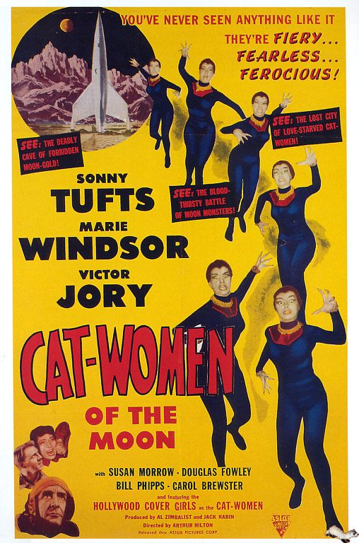 Download Cat-Women of the Moon Full-Movie Free