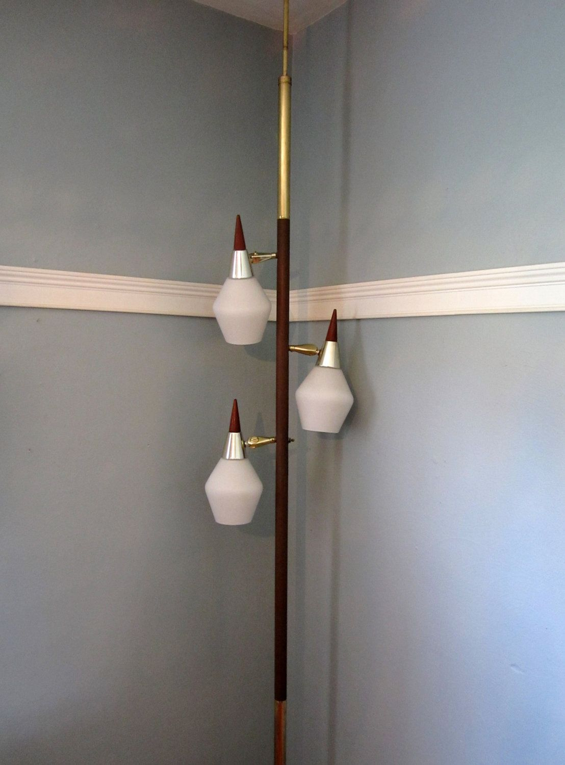 Delightful Tension Pole Lamp Parts   Google Search