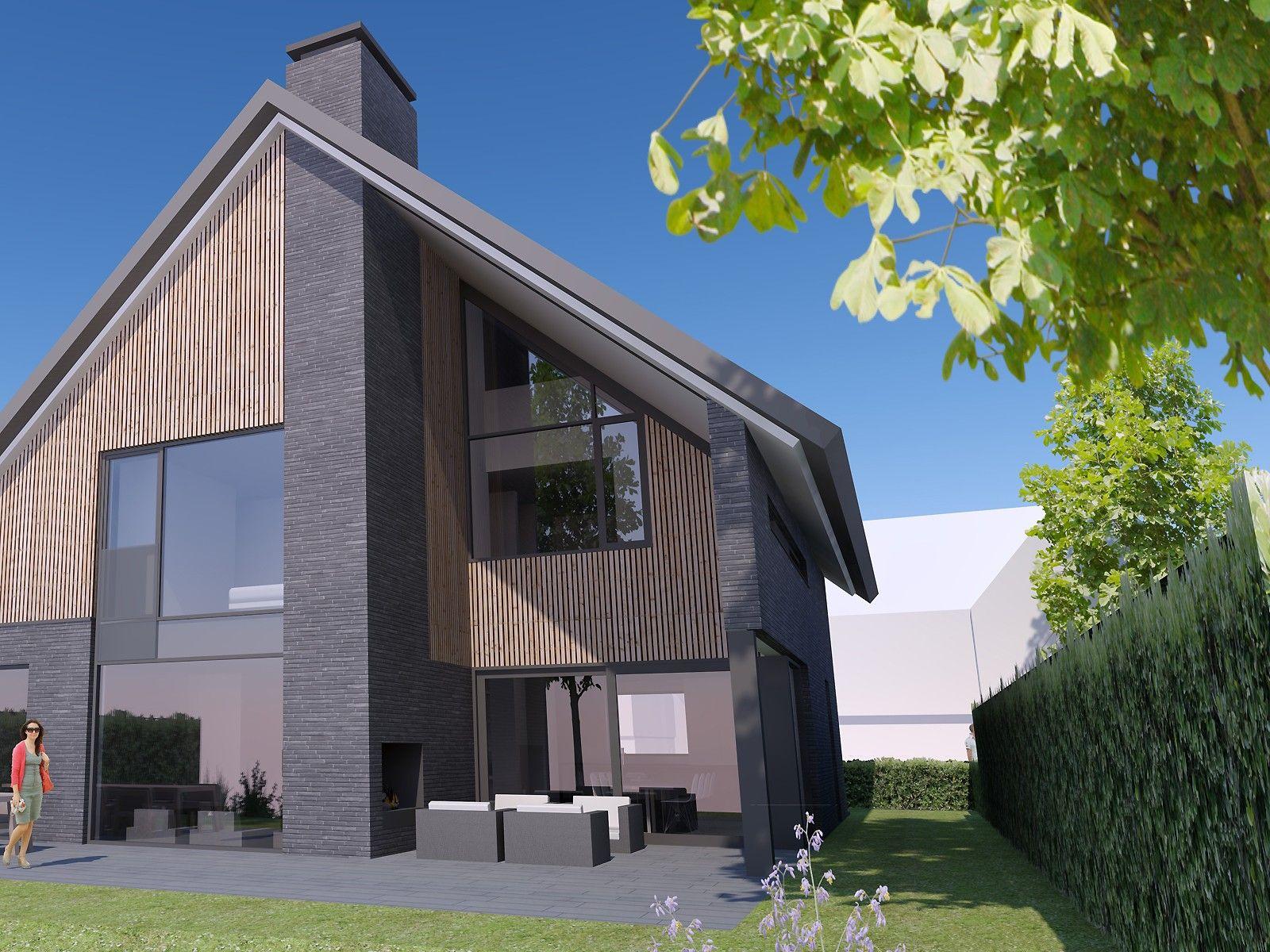 Eigentijdse vrijstaande woning google zoeken architectuur
