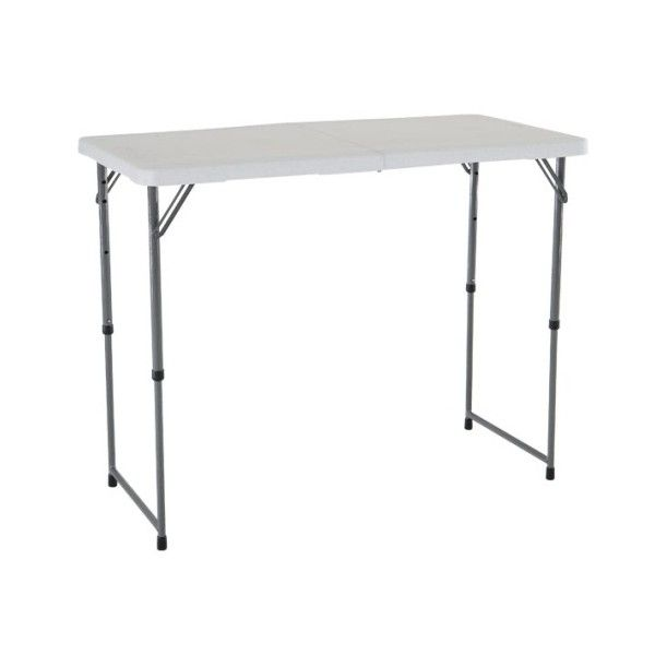 Counter Height Table Portable