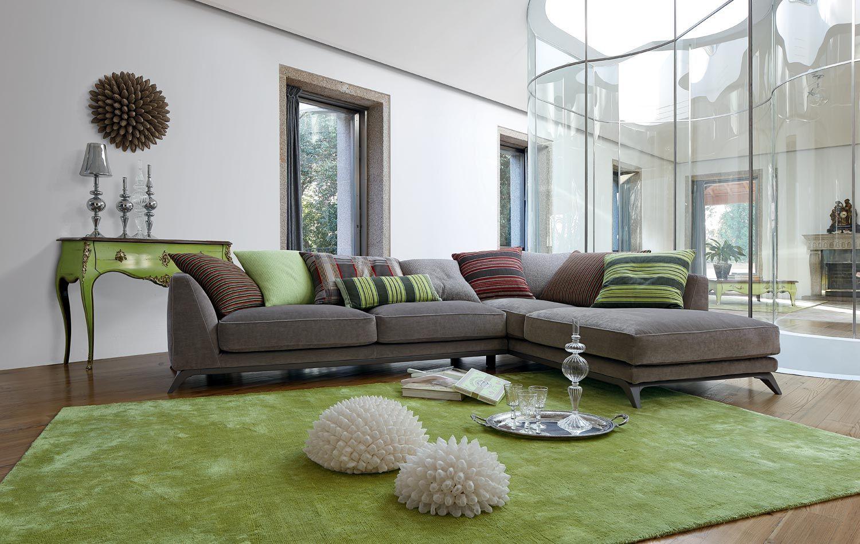Edena Sectional Designed By Philippe Bouix Furniture Furniture Contemporary Furniture Chaise Sofa