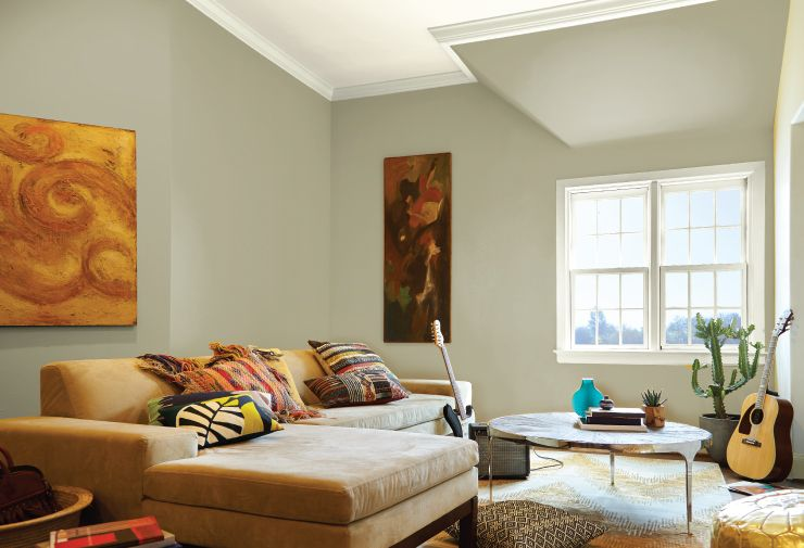 color of the month wabi sabi yellow living room paint on behr exterior house paint simulator id=65770