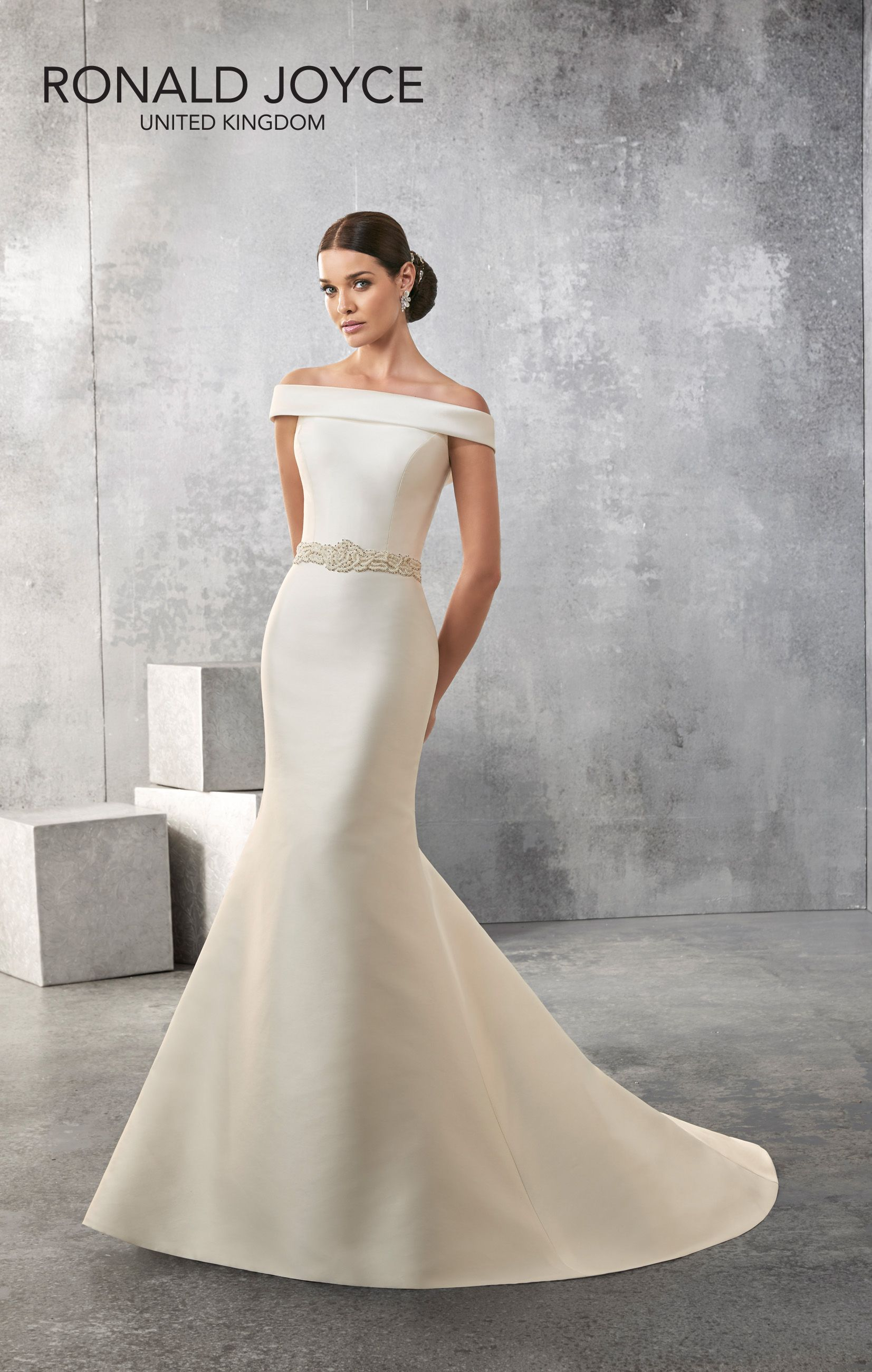 Amanda By Ronald Joyce 69153 More Wedding Dresses For