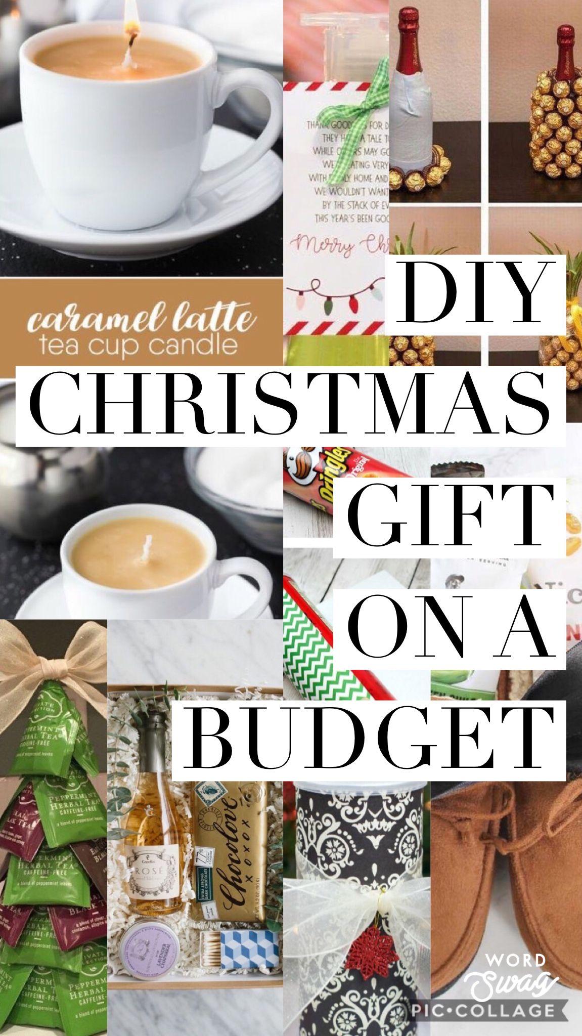 DIY Christmas Gifts on a Budget | Diy christmas gifts for kids, Easy diy christmas gifts, Diy ...