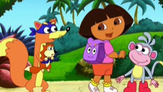 Dora The Explorer S4e422 Swiper The Explorer Dailymotion