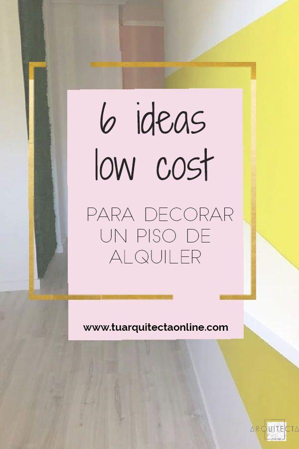 Como Decorar Tu Piso De Alquiler Con 6 Ideas Low Cost Decorar Casas De Alquiler Pisos