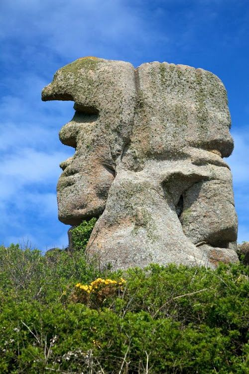 Cote Granit Rose Pere Trebeurden Relax More With Healing Sounds Natural Wonders Amazing Nature Natural Rock