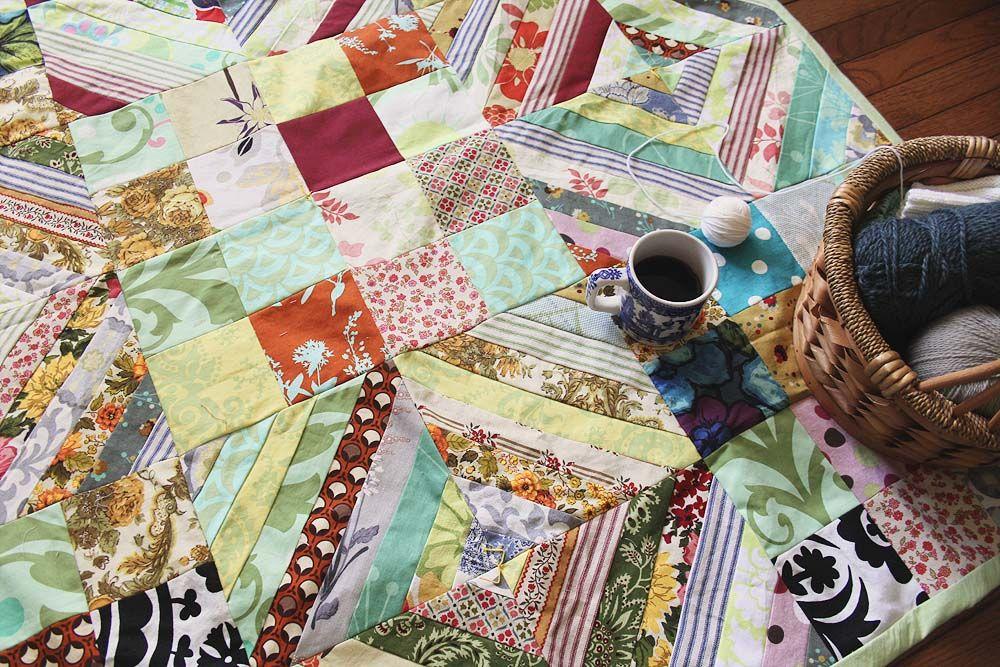 Picnic Quilt - Liesl Made