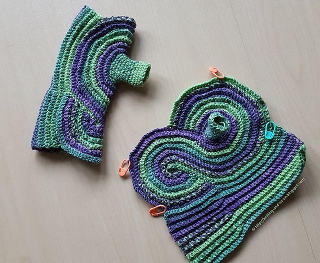 Ravelry: Octavo Fingerless Gloves pattern by Sybil R