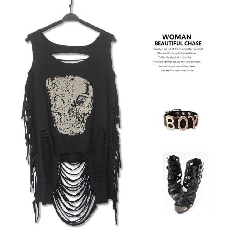 Description Item Type: Tops Gender: Women Material: Acetate,Cotton Decoration: Hollow Out Clothing Length: Short Tops Type: Tank Tops Pattern Type: Print Fabric Type: Woven Modeling clothing: loose Pu