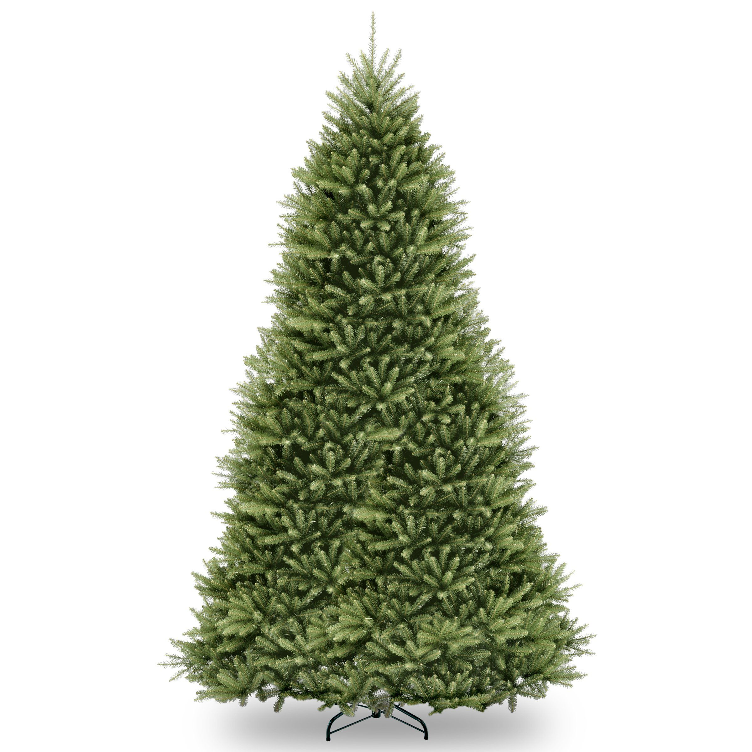 National Tree Duh 140 14 Dunhill Fir Hinged Tree