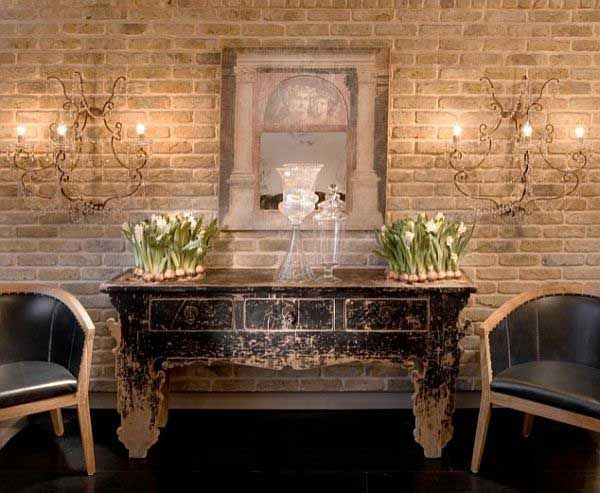 Design Brick Wall 1000 Images About Interior Brick Walls On Pinterest Brick  Walls Exposed Brick Walls ...
