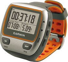 So I absolutely LOVE my garmin watch. It comes with a free computer program that logs your runs when you download them. From the watch and the program you can get all the information you ever wanted.... your average pace, overall time, lap times, elevation, distance, average heart rate, a map of heart rate and pace over distance. Its really cool. I find it helps motivate me. Especially when I look back at what I was doing last year to set new goals.