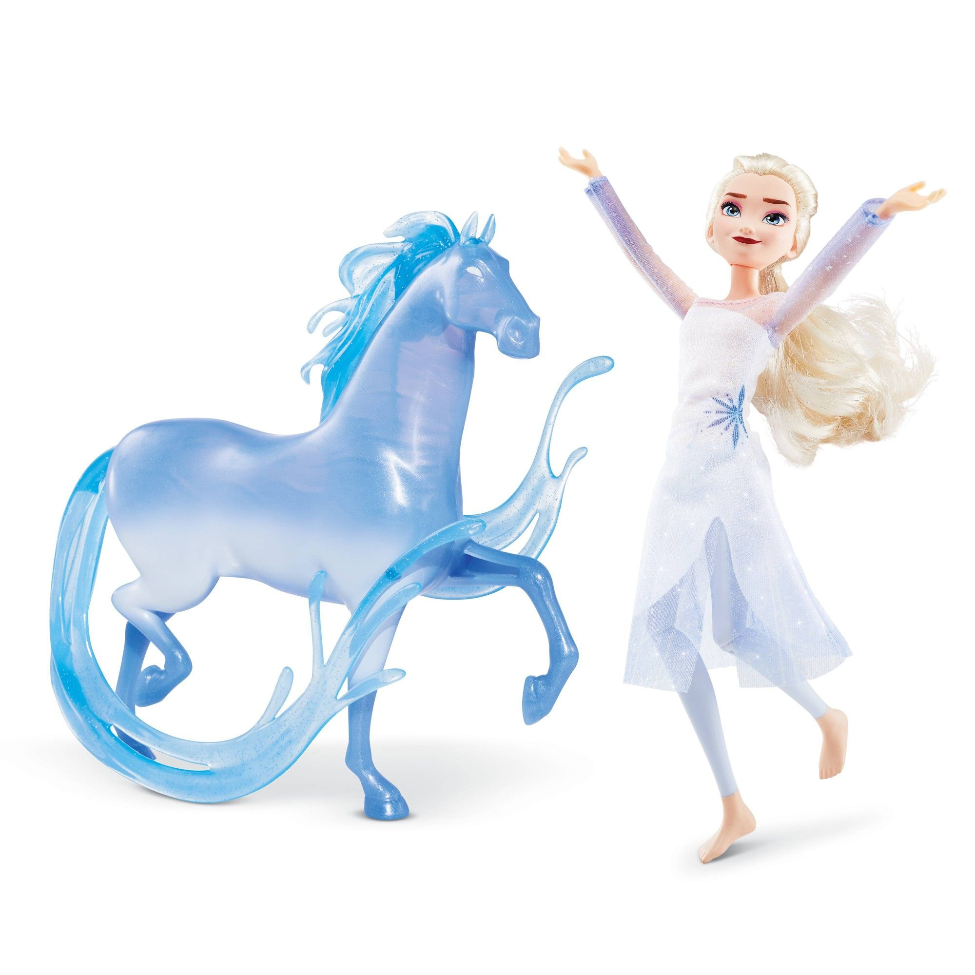 Disney Frozen 2 Elsa Fashion Doll And Nokk Figure Disney Frozen Toys Frozen Toys Disney Frozen