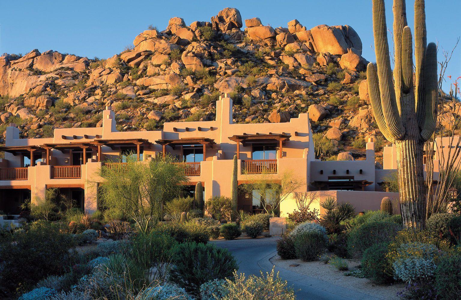 Four Seasons Resort Scottsdale at Troon North Scottsdale, Arizona ...