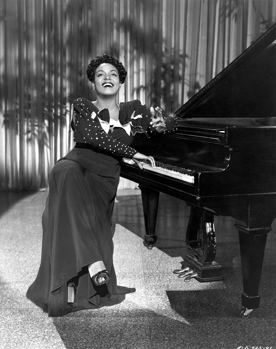 Miss Hazel Scott - the first Black woman to have her own TV Show