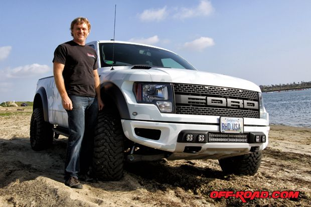 Ford SVT F-50 Raptor truck right hand drive conversion  sc 1 st  Pinterest & Ford SVT F-50 Raptor truck right hand drive conversion | Classic ... markmcfarlin.com