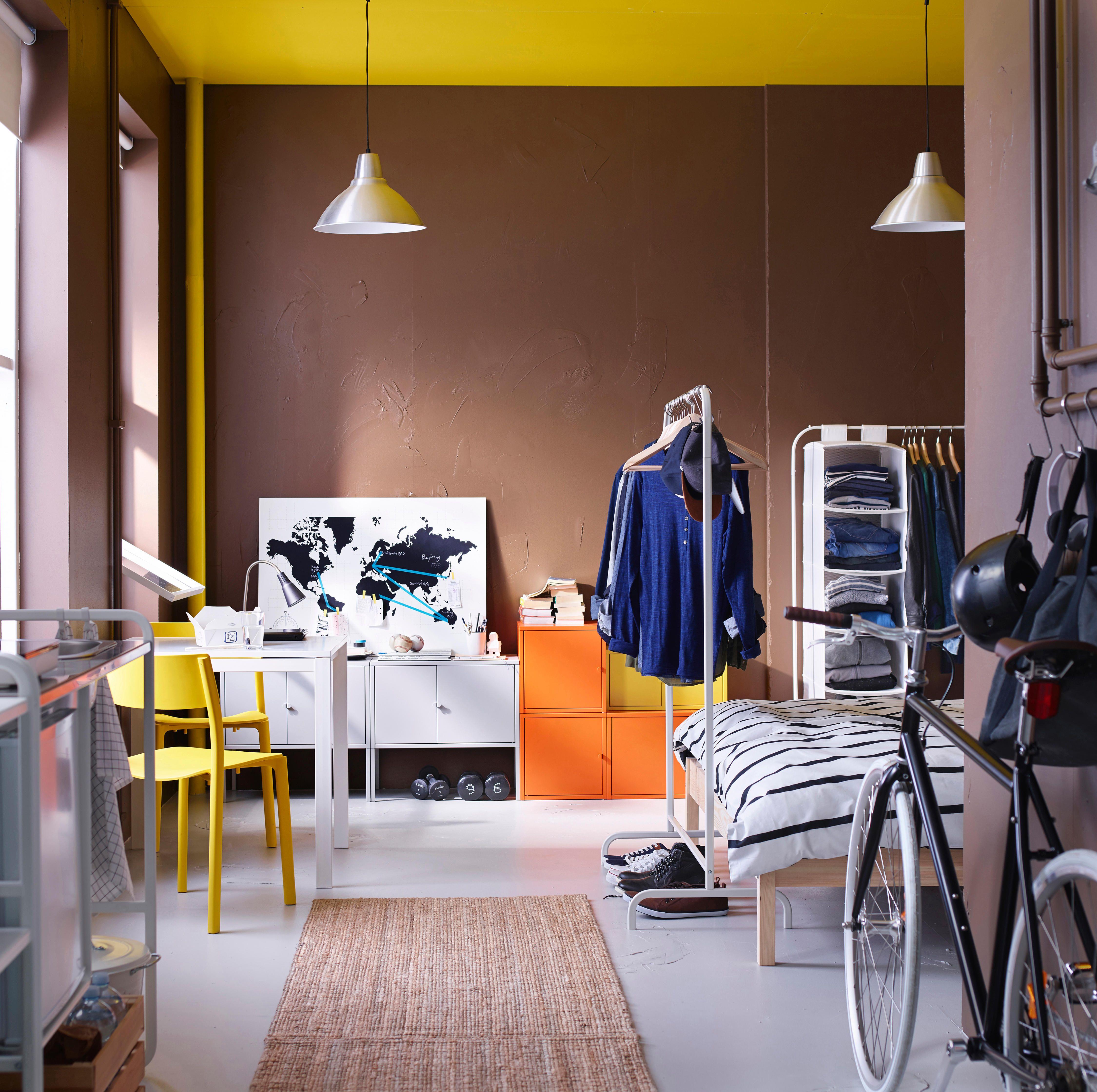 Die besten Ikea-Tipps für kleine Wohnungen aus dem neuen