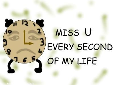 Download I Miss You Every Second Of My Life Quote Image Miss You Hd Wallpapers For Your Mobile Cell Phone Miss You My Life Quotes I Miss You