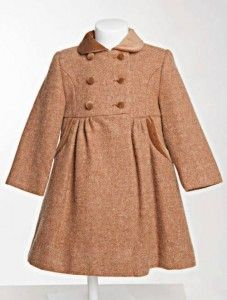 b10a80a47561 Little girl s traditional coat