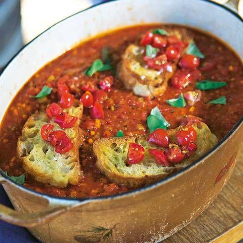 Pappa al Pomodoro (Tomaten-Brot-Suppe) | BRIGITTE.de