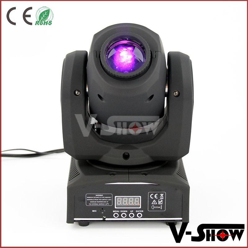 White LED DJ Culb 10W mini color changing led design light leds