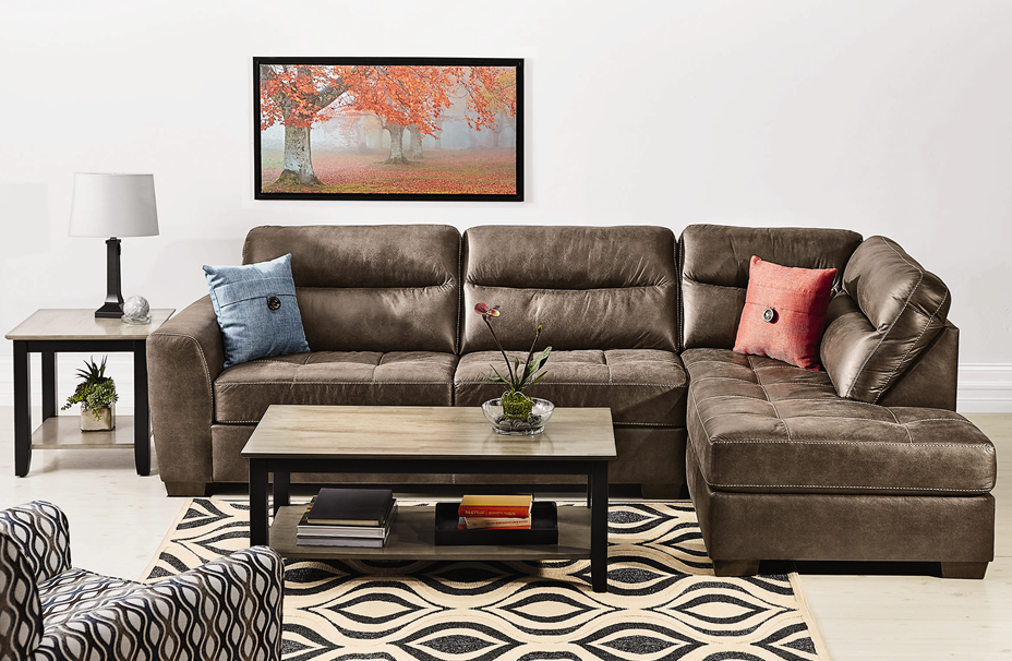Merveilleux The Simmons Shiloh Sectional Is A Great Neutral Color That Will Fit In With  Any Living Room! #shopko