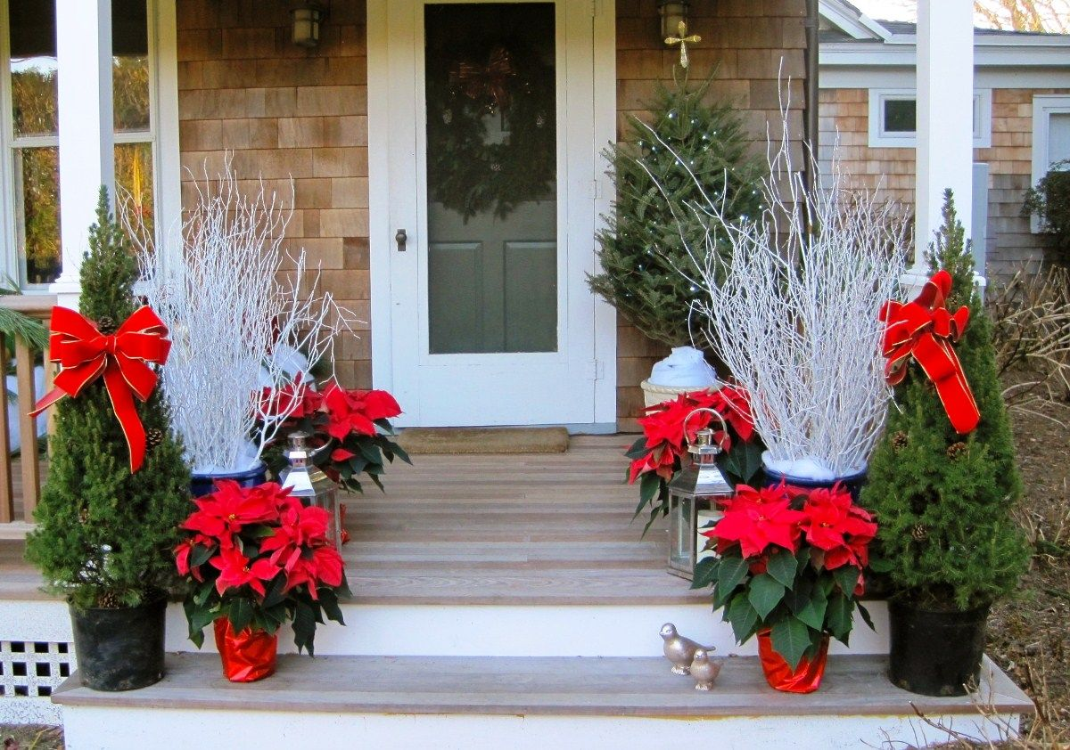 50 Best Outdoor Christmas Decorations For 2017 🎄 Awesome Ideas