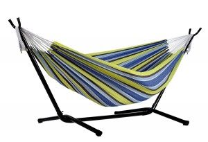 there are many traveling essentials everyone should bring with when they travel  a portable hammock in particular is one of the most essential items and a afranker double hammock   list 10 best portable hammock with stand      rh   pinterest