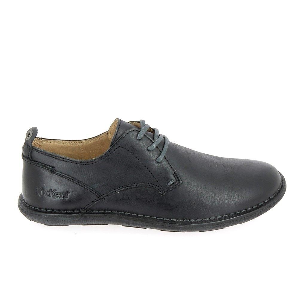 hommesDress NoirKickers Swidira KICKERS pour Shoes nwOk0P
