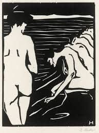 erich heckel woodcuts - Google Search