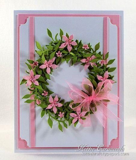 Photo of Spring wreath | Kittie force