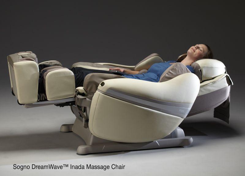 inada sogno dreamwave massage chair   massage chair   pinterest