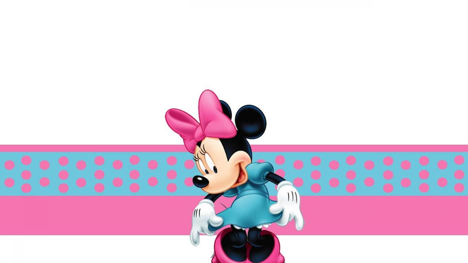 Wallpapers Collection «Minnie Mouse Wallpapers» (с
