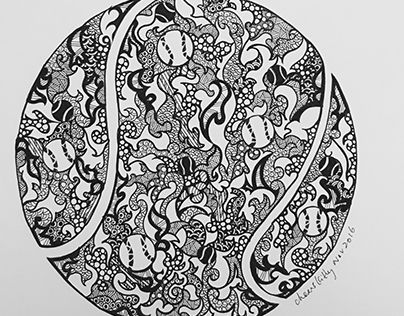 "Check out new work on my @Behance portfolio: ""Zentangle Tennis"" http://be.net/gallery/45801901/Zentangle-Tennis"