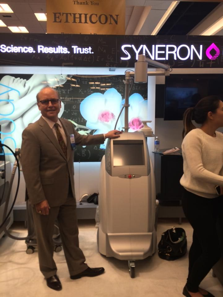 Dr. Bruce Katz, director of JUVA Skin & Laser Center, was at the ASDS meeting in San-Diego this past weekend, visiting with Syneron Candela - APAC, Alma Lasers, and Cynosure Aesthetic Lasers, who have the latest technologies in the cosmetic and aesthetic field, such as the V-shape, UltraShape and PicoSure lasers. More highlights and photos on our Facebook fan page here: https://www.facebook.com/juvanyc