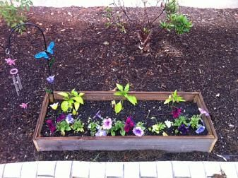 How to Hand Craft raised garden planters