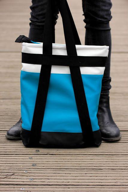Rucksack-Shopper (pattydoo) | rucksacktasche | Pinterest | Taschen ...